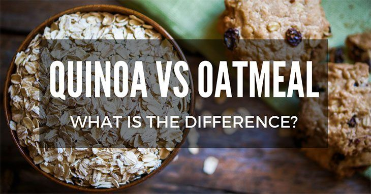 quinoa vs oatmeal