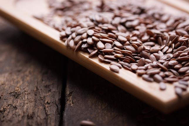 flaxseed oil for skin claims