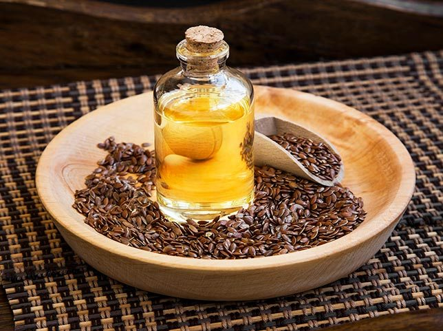 benefits of flaxseed oil supplements for skin