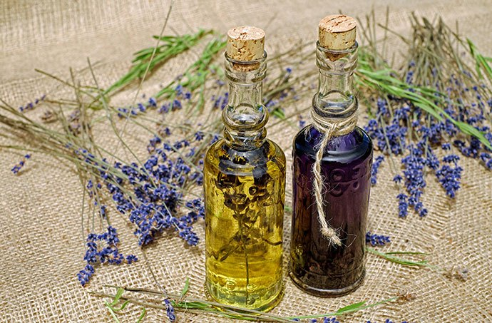 Lavender essential oil relieves snoring