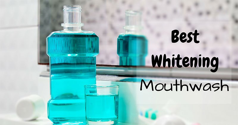 best whitening mouthwash