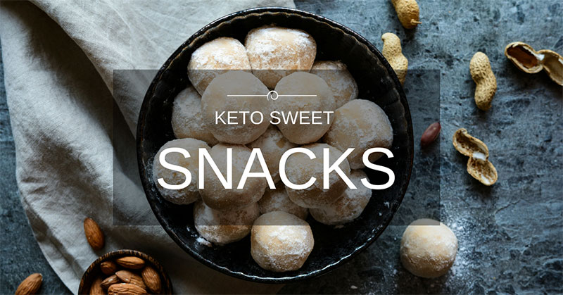 keto sweet snacks
