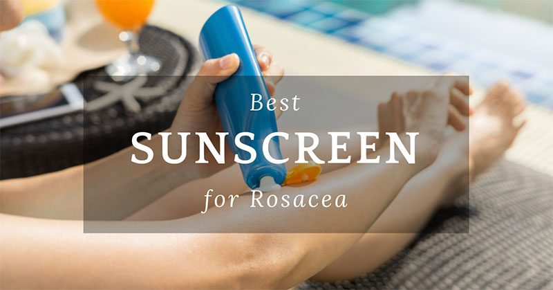 best sunscreen for rosacea